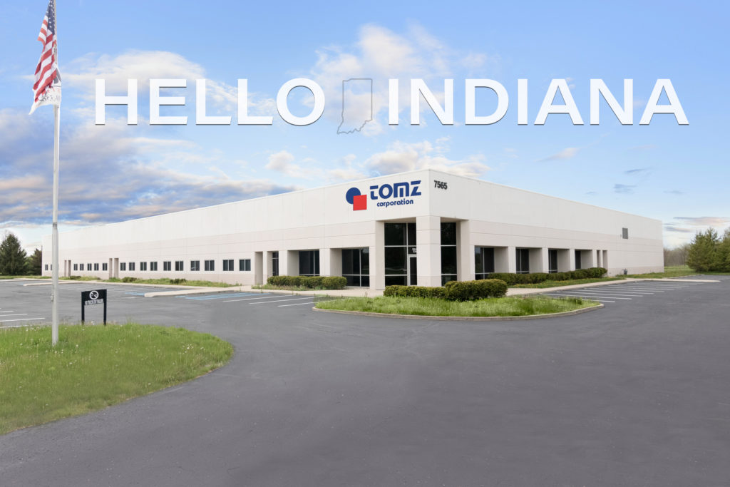 TOMZ Manufacturing announces Indiana facility