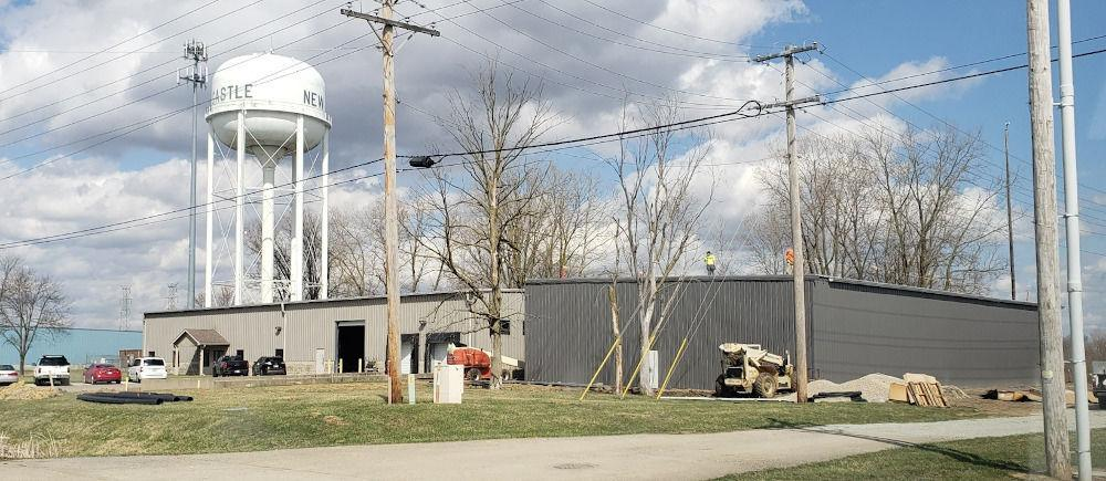 Independent Plastic in the Henry County Industrial Park has expanded its warehouse space.