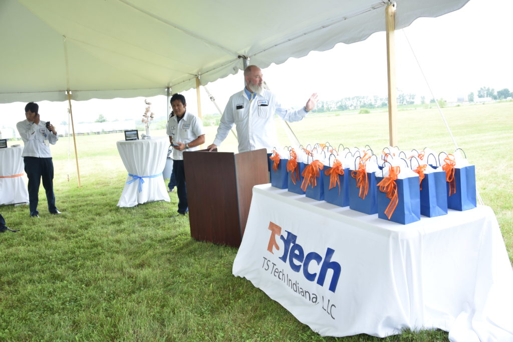 James Hoel, TS Tech Indiana Plant Manager